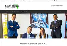 South Florida Injury Attorneys - Shamis & Gentile P.A.