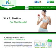 Planned Nutrition