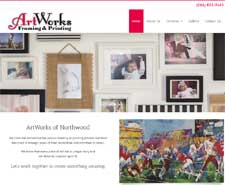 Artworks of Northwood Custom Framing